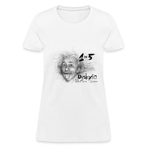 Women's Dyslexia Awareness Shirt - Women's T-Shirt