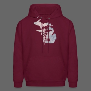 Michigan RN  - Men's Hoodie