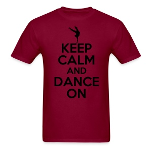 Dance On - Men's T-Shirt