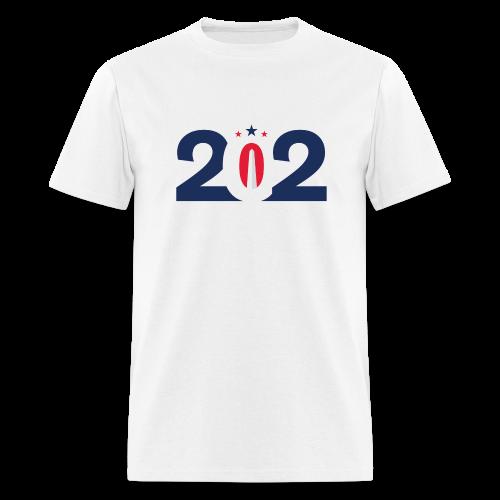 202 DC Pride Men's T-Shirt - Men's T-Shirt