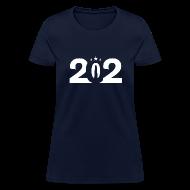 Women's T-Shirts ~ Women's T-Shirt ~ 202 DC Pride Women's Subtractive T-Shirt