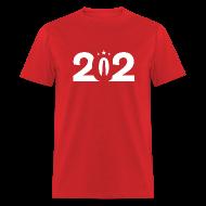T-Shirts ~ Men's T-Shirt ~ 202 DC Pride Men's Subtractive T-Shirt