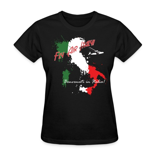 Fly Air Italy! - Women's T-Shirt