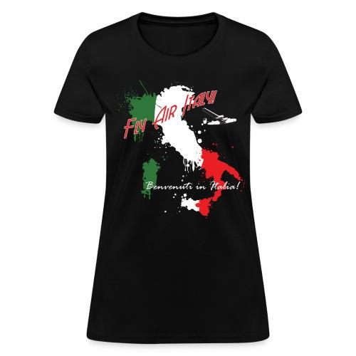 Fly Air Italy! - Women's T-Shirt