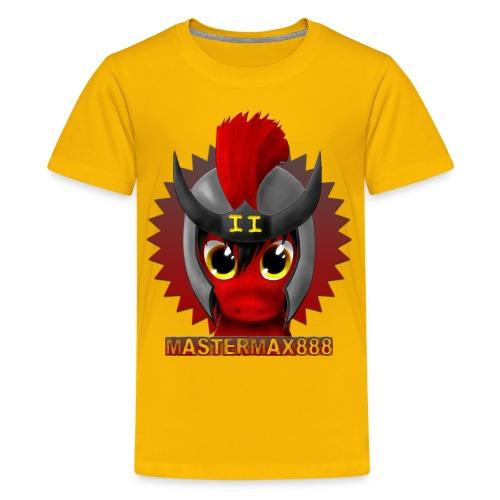 Mastermax888 Logo T-Shirt Kids - Kids' Premium T-Shirt