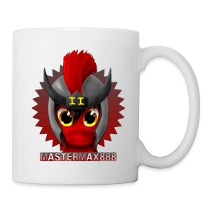 Mastermax888 Logo Mug - Coffee/Tea Mug