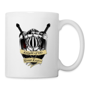 Knight Of The Great Legion Mug - Coffee/Tea Mug