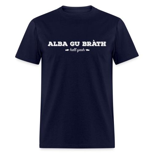 Alba Gu Brath Guyz - Men's T-Shirt