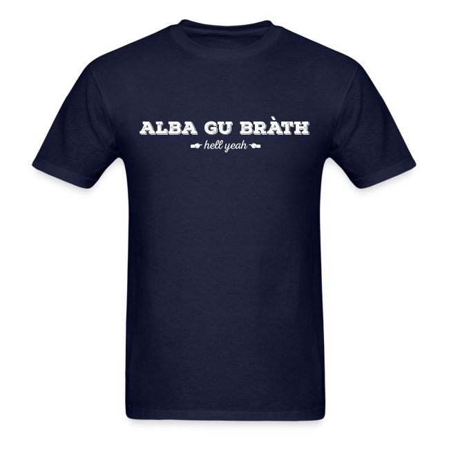 Alba Gu Brath Guyz