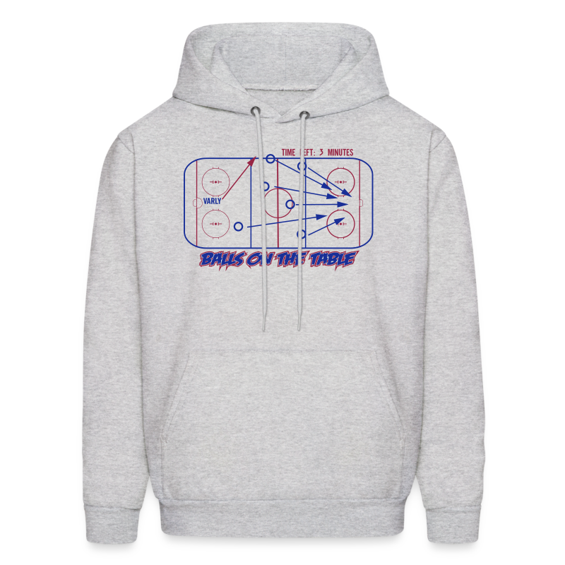 Balls On The Table - Hoodie - Men's Hoodie