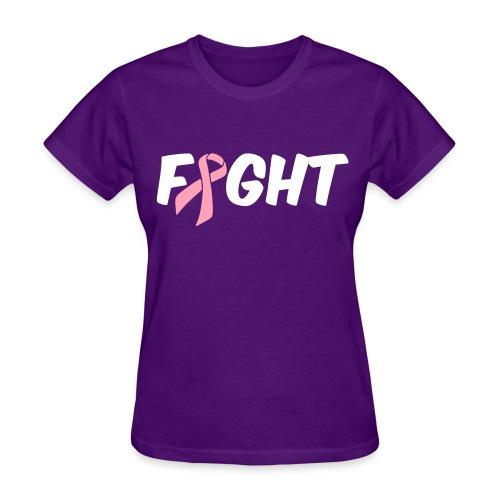 Fight - Women's T-Shirt