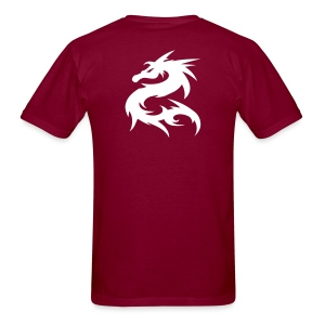 Slaying the 50k Dragon Shirt - Men's T-Shirt