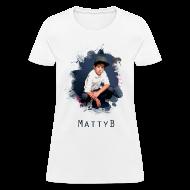 T-Shirts ~ Women's T-Shirt ~ MattyB Splash Womens T-Shirt
