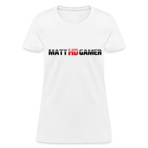 MattHDGamer Women's T-shirt - Women's T-Shirt