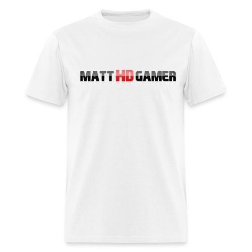 MattHDGamer Men's T-shirt - Men's T-Shirt