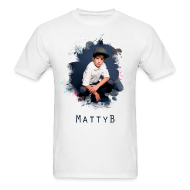 T-Shirts ~ Men's T-Shirt ~ MattyB Splash Mens T-Shirt