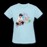 T-Shirts ~ Women's T-Shirt ~ MattyB Stars & Hearts Womens T-Shirt