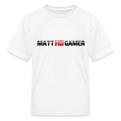 MattHDGamer Kids' T-Shirt - Kids' T-Shirt