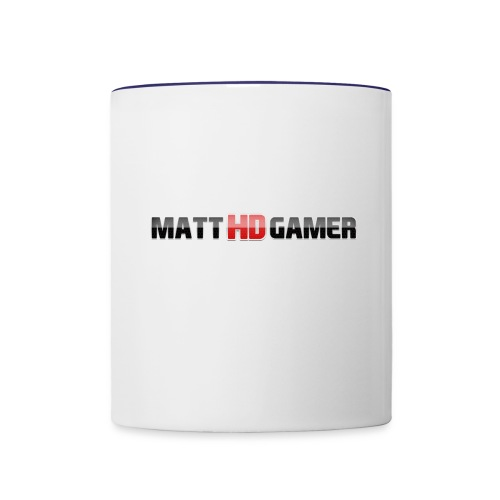 MattHDGamer Mug - Contrast Coffee Mug