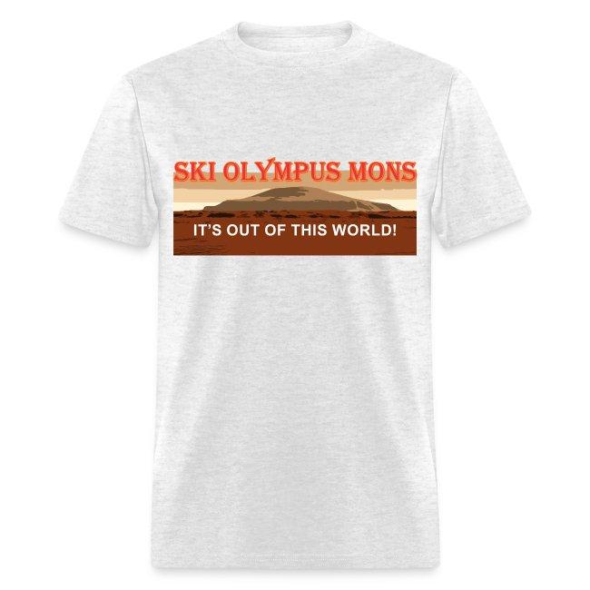 Ski Olympus Mons