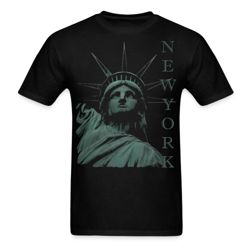 New York Souvenir T-shirts Statue of Liberty Shirts - Men's T-Shirt