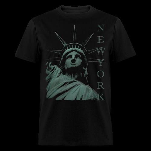 New York Souvenir T-shirts Statue of Liberty Shirts - Men's T-Shirt