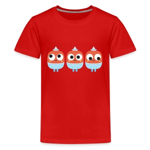 Kid's Marco Curious Tee - Kids' Premium T-Shirt