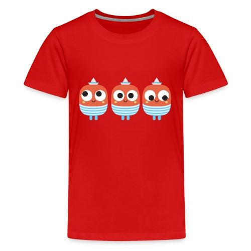 Kid's Marco Curious Tee - Kids' Premium T-Shirt
