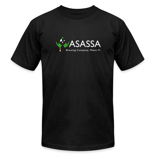 Wasassa Abstract Tee - Men's Fine Jersey T-Shirt