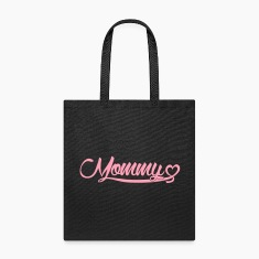 Mommy Heart Bags & backpacks