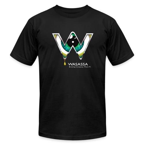 Wasassa Full Color Tee - Men's Fine Jersey T-Shirt