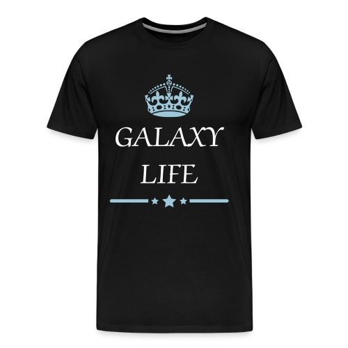 Galaxy Life Codeine Wolf Tshirt - Men's Premium T-Shirt