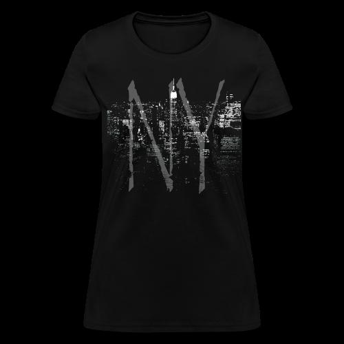New York Souvenir T-shirt Cool Empire State Shirts - Women's T-Shirt