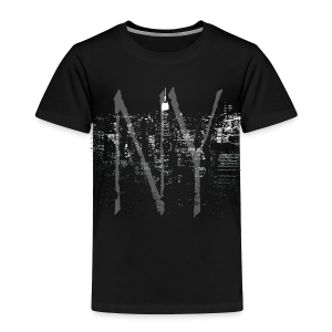 New York Souvenir T-shirt Cool Empire State Shirts - Toddler Premium T-Shirt