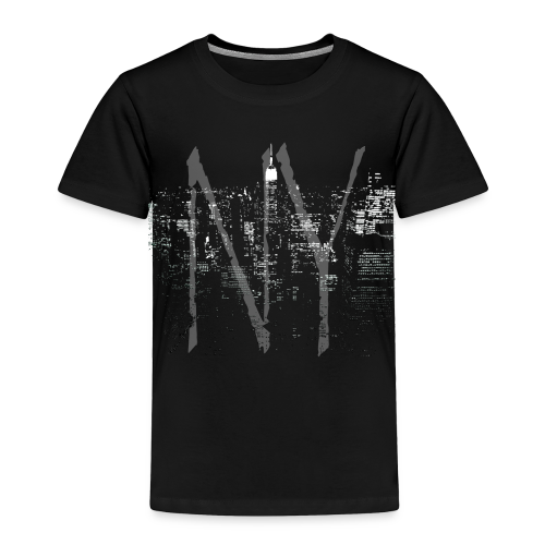 New York Souvenir T-shirt Cool Empire State Shirts - Toddler Premium T-Shirt