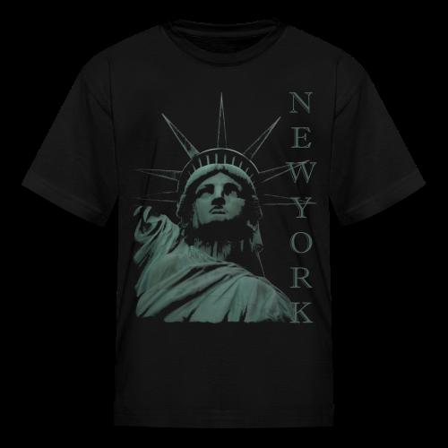 New York Souvenir T-shirts Statue of Liberty Shirts - Kids' T-Shirt