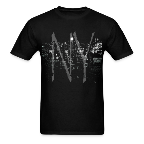 New York Souvenir T-shirt Cool Empire State Shirts - Men's T-Shirt