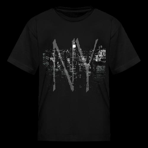 New York Souvenir T-shirt Cool Empire State Shirts - Kids' T-Shirt