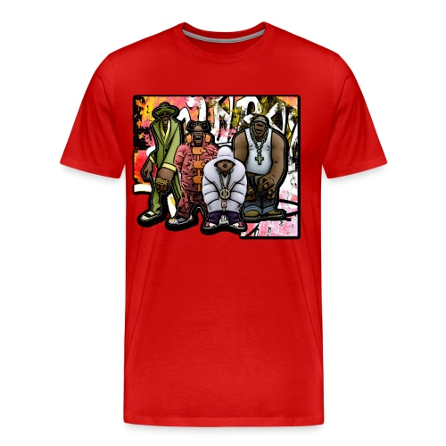 Tha Crew - Men's Premium T-Shirt