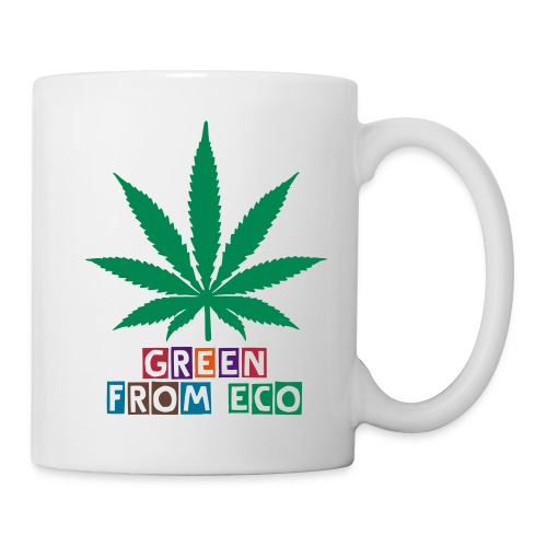 Marijuana eco cup - Coffee/Tea Mug