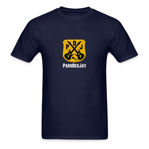 Men's T-Shirt (Navy) - Men's T-Shirt