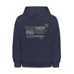 Keep Moving Forward - Kids' Hoodie