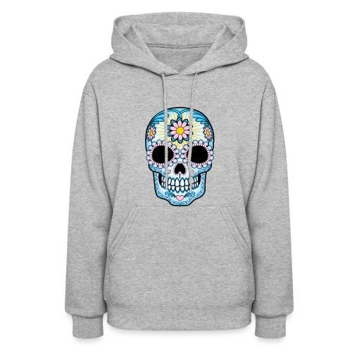 Skull Hoodie - Women's Hoodie