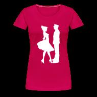 Women's T-Shirts ~ Women's Premium T-Shirt ~ USMC