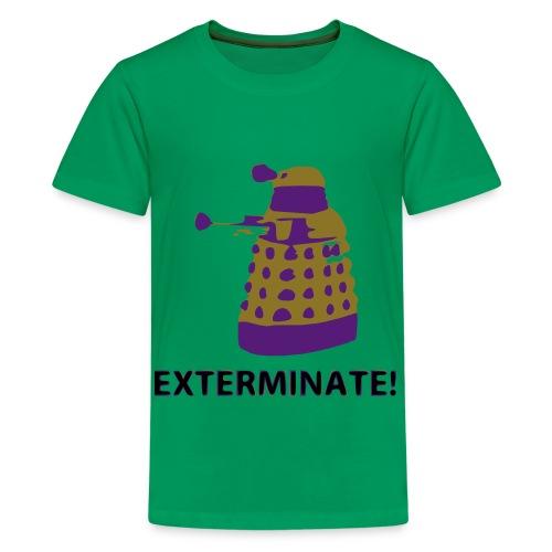 Kid's Exterminate - Kids' Premium T-Shirt