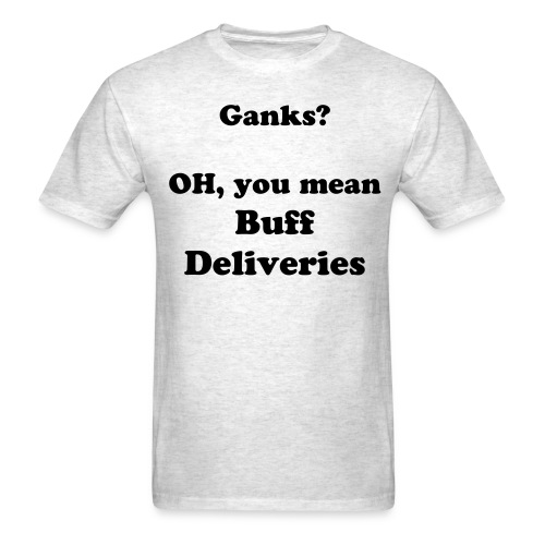 Ganks? - Men's T-Shirt