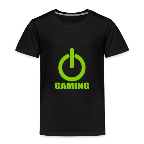 T-skjorte for EKTE gamere - Toddler Premium T-Shirt