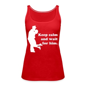 Keep calm Tank - Women's Premium Tank Top