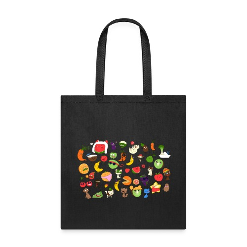 Scribbling with Netty (5) - Bag - Tote Bag