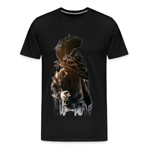 Bomber Boy  - Men's Premium T-Shirt